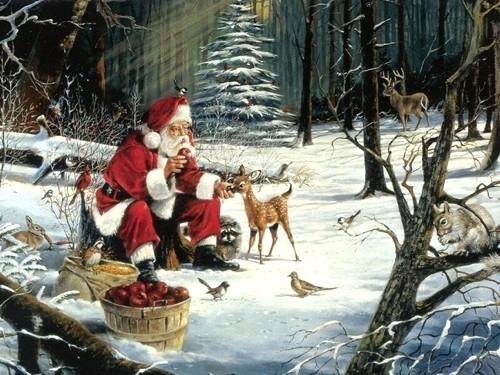Enviar postales de navidad una costumbre olvidada - Postal navidad original ...